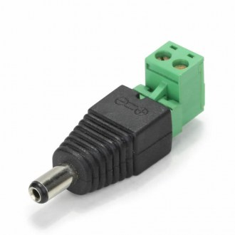 UTP POWER PLUG SOKETLİ / ERKEK POWER JACK