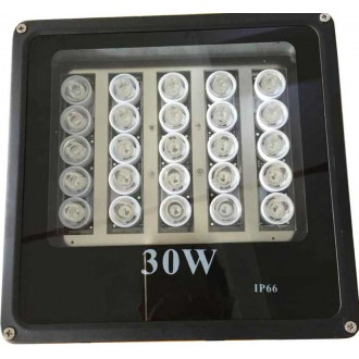 OPAX 45-60 Derece 100m 25 Led Spot Array Illuminator