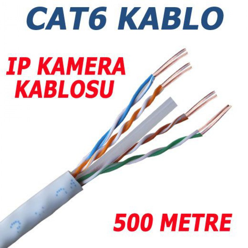 CAT6 24 AWG 500 METRE RULO-1